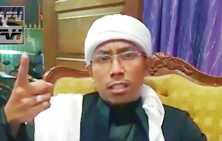 Ustadz Maaher At Thuwailibi Ditangkap Bareskrim Polri Ini Kronologinya